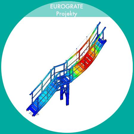 Fremstilling af trapper med trappetrin og trin sikring