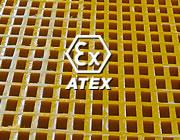 Kraty antystatyczne Atex