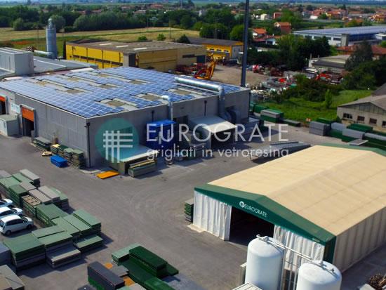 produkcja ogrodzeń przemysłowych z siedzibą we Włoszech