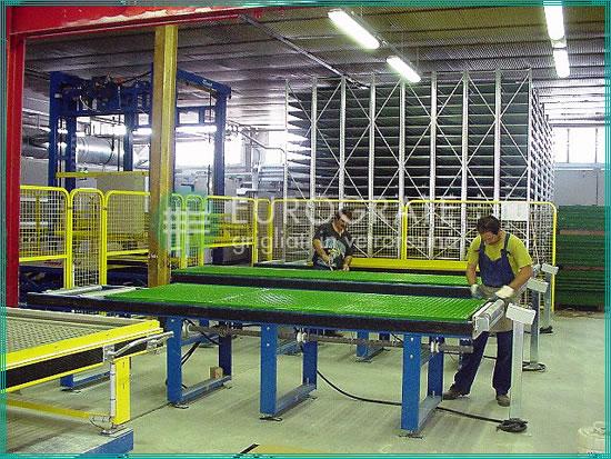 produkcja paneli kratowych na wymiar