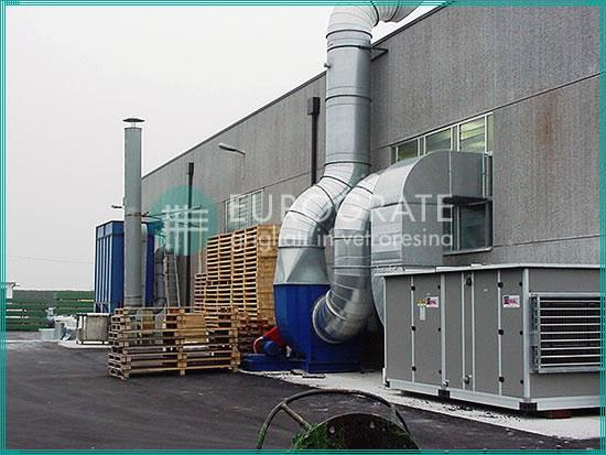 Eurograte jest zawsze świadomy środowiska oraz zdrowia i bezpieczeństwa pracowników