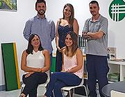 Kraty, profile i ogrodzenia Eurograte biuro w Hiszpanii