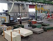 5-osiowa maszyna CNC do produkcji krat